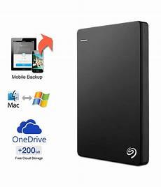 Seagate Backup Plus Portable Drive Light Seagate Backup Plus Slim 1tb Usb 3 0 Stdr1000300 Black