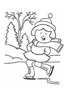 winter malvorlagen f 252 r kinder