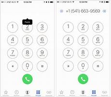 Address Of Phone Number Paste Phone Numbers Into The Phone App Mac Fusion
