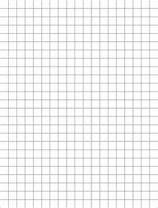 Graph Paper 8x11 Download Plain Graph Paper Template For Free Page 3