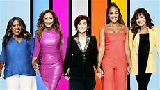 The Talk Awards Daytime Emmys The Talk Stars Explain How The Show Will