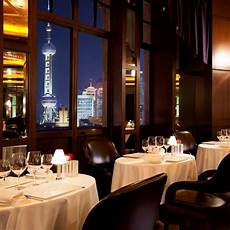 top luxury restaurants in shanghai travel leisure