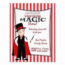 Magic Themed Birthday Invitations 17 Best Kids Magic Birthday Party Invitations Images On