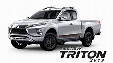 Mitsubishi Triton 2020 by All New Mitsubishi Triton 2019 Chang To Dynamic Shield