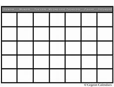 Printable Blank Calendar Get Your Free Printable Blank Calendar Printables