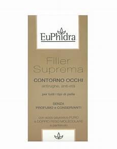 euphidra filler suprema filler suprema contorno occhi di euphidra 30ml 31 35