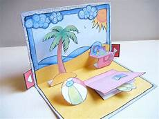 pop up card template day at the diy pop up card envelope set greeting