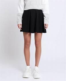 faldas kort falda de patinadora negro 691043899a08 pimkie