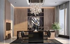 modern luxury ceo office interior design architizer