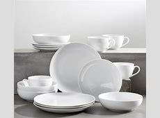 PB Classic Coupe Dinnerware 16 Piece Set  Soup Bowl