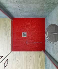 piatto doccia 85x85 vendita piatto doccia 85x85 cm altezza 2 5 cm resina rosso