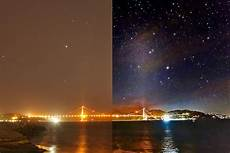 Places With No Light Pollution Light Pollution Informatic Cool Stuff