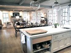 Living Kitchen Dining Open Floor Plan Pin By Chantal Pfeiffer Hudak On Home Open Kitchen And
