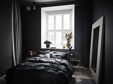 Black Walls In Bedroom Exposed Brick And Black Bedroom Walls Coco Lapine