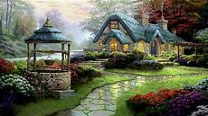 Beautiful Cottage Beautiful Cottage Hd Cool Wallpaper Free