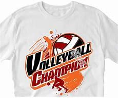 Champion Designs Volleyball Champion Logo For T Shirt Urartstudio Logos