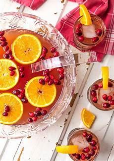 easy holiday punch the cookie rookie