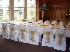 gold organza sash to give elegant look for your wedding
