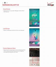 samsung galaxy s6 enable live wallpapers verizon s galaxy s6 and s6 edge get updates to android 5 1