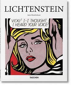 Roy Lichtenstein Basic Art Series Taschen Books