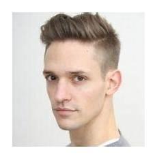 frisuren männer hohe stirn trotz hoher stirn die haare hoch stylen m 228 nner aussehen
