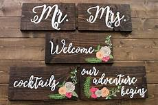 Calligraphy Sign Diy Wedding Calligraphy Signs Within The Grove