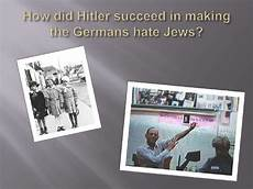 Why Did The Germans Hate The Jews Making Germans Hate Jews