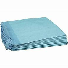 100 count disposable underpad adults bed pads incontinence