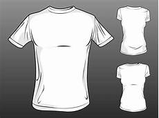 Illustrator T Shirt Template Vector T Shirt Templates Vector Art Amp Graphics