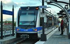 Charlotte Light Rail Tickets Future Trackage For Me To Come Back And Ride