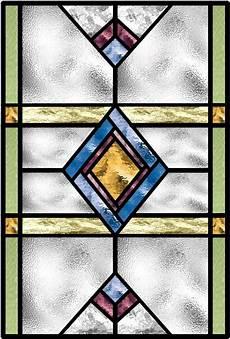 Art Deco Stained Glass Window Designs Art Deco Stained Glass Window Transparent Glass Studio