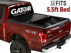 gatortrax tonneau truck bed cover ford f 150 2009 2014 5 5