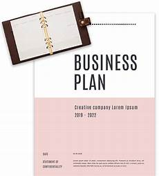 Free Business Plan Templates For Word Business Plan Templates In Word For Free