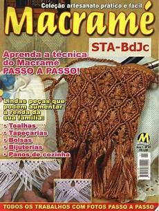 source macrame patrones revistas de manualidades y