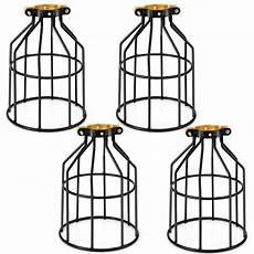 Light Bulb Shades Metal Bulb Guard Cage Kohree Pendant Lamp Shades Ceiling