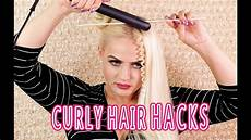 diy curly hair hacks part 1