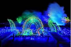 Brookside Gardens Lights Hours Brookside Gardens Light Display In Wheaton In Its 20th