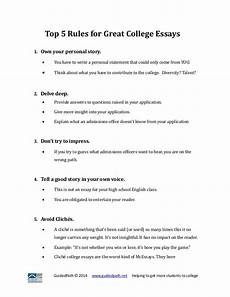 Good College Essay Example College Essay Advice Best Essay Writing Service From