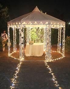 gazebo per matrimoni allestimento luminoso di eventi wedding gazebo per taglio