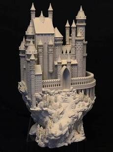 Castle Design Bold Machines Designs And Releases An Amazing 3d Printed