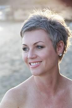kurzhaarfrisuren graue haare bilder grey hairstyles yahoo image search results