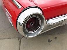 1960 Thunderbird Lights An Early Classic A Red 1961 Ford Thunderbird Auto