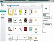 Microsoft Publisher Greeting Cards Templates Creating A Greeting Card With Microsoft Publisher 2010