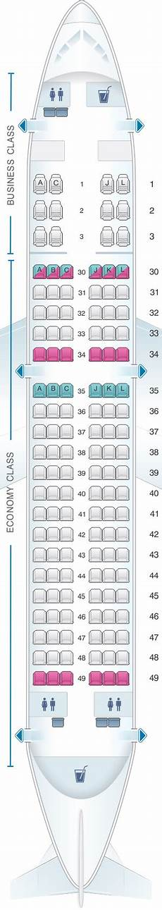 Airbus A320 214 Seating Chart Seat Map Saudi Arabian Airlines Airbus A320 200 Standard