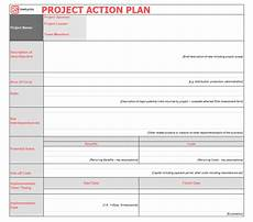 Action Plans Templates Excel Action Plan Templates 100 Free Templates Word Excel