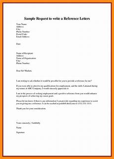 How To Write A Letter To A Recruiter How To Write A Request Letters Scrumps