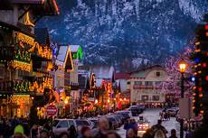 Leavenworth Lighting Christmas In Leavenworth Wa Leavenworth Christmas