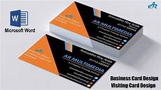 Ms Office Business Cards Microsoft Office Business Card Template Business Plan