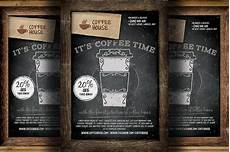Cafe Flyer Template Coffee Shop Promotion Flyer Template Flyer Templates
