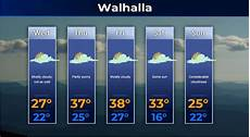 5 Day Weather Chart 5 Days Weather Forecast Signage Content